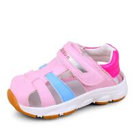 宝宝机能鞋夏季男女学步凉鞋小童运动凉鞋