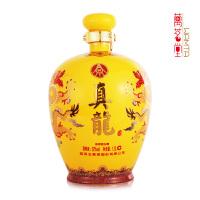 宜宾五粮液股份有限公司出品 真龙酒 52度 浓香型 大坛酒1.5L