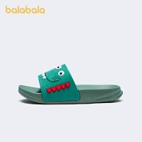 【8.4抢购价:29】巴拉巴拉官方童鞋儿童凉鞋女男童鞋幼中童文艺风2021新款夏季鞋子