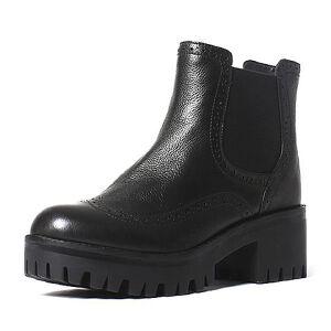 Teenmix/天美意专柜同款女皮女靴6E544DD6