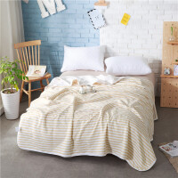 ��好�毯�和�毛毯薄款夏季午睡小孩�����棉毛巾被�稳穗p人夏�霰�