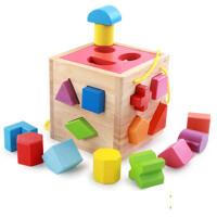 幼儿童婴儿积木 一周岁半男宝宝力玩具0-1-2-3岁以下早教女孩