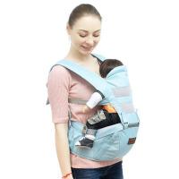 儿童抱带宝宝抱娃单坐凳婴儿背带腰凳四季透气前横抱式小孩