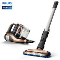 飞利浦(PHILIPS) 手持吸尘器S系列FC6814 家用充电式长续航无线强劲风量吸尘器