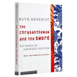 【中商原版】菊与刀:日本文化模式论 英文原版 The Chrysanthemum and the Sword Ruth
