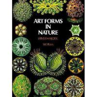 【预订】Art Forms in Nature