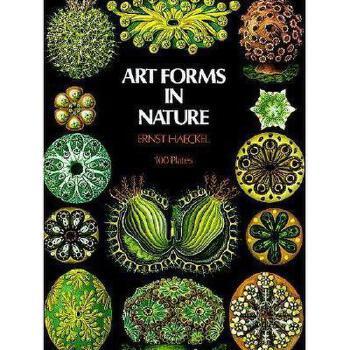【预订】Art Forms in Nature 美国库房发货,通常付款后3-5周到货!