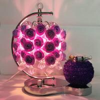 情人节礼物送女友男友情浪漫创意新奇特别的生日礼物女生新年结婚 大号紫色 33厘米