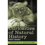 【预订】Curiosities of Natural History, in Four Volumes: Y97816