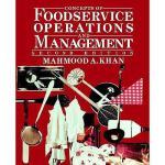 【预订】Concepts Of Foodservice Operations And Management