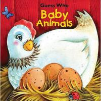 【�A�】Guess Who Baby Animals