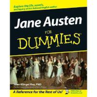 【预订】Jane Austen For Dummies