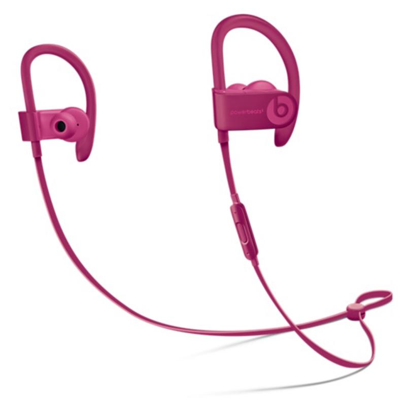 Powerbeats3 by Dr. Dre Wireless 入耳式耳机 深砖红 MPXP2PA/A可使用礼品卡支付 国行正品 全国联保