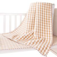 幼儿园宝宝床凉席 亚麻婴儿凉席床单夏季小孩透气儿童席子