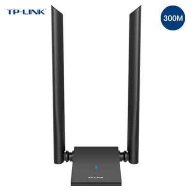 TP-LINK TL-WN826N USB无线网卡随身wifi台式机电脑笔记本无线接收器双天线300M外置模拟AP