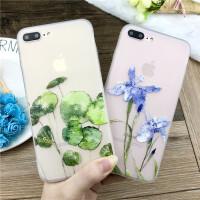 苹果6手机壳iPhone6s硅胶套女7plus磨砂全包六8p个性创意新款软胶