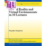 【中商海外直订】Virtual Reality and Virtual Environments in 10 Lect