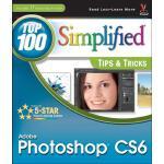 【预订】Adobe Photoshop CS6 Top 100 Simplified Tips and Tricks