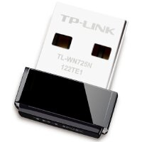 TP-Link普联 TL-WN725N 迷你USB无线网卡家用便携随身WIFI信号接收器模拟AP发射器台式电脑笔记本1