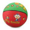 美国 费雪儿童玩具球橡胶皮球宝宝充气篮球幼儿园专用篮球拍拍球