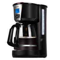 咖啡机家用全自动美式滴漏式泡茶壶一体机