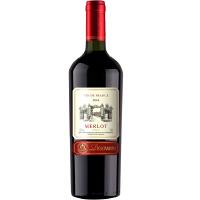 德索曼美乐干红葡萄酒 法国原瓶进口 750ml