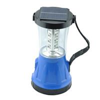 太阳能充电两用LED强光手电筒 帐篷灯手提灯 营地灯 钓鱼灯
