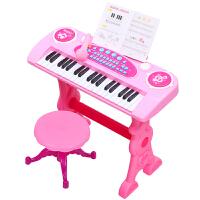 儿童电子琴宝宝小钢琴宝宝玩具琴3岁带麦克风手拍鼓
