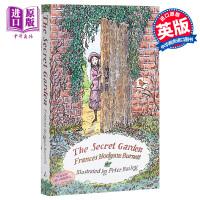 【中商原版】秘密花园 英文原版 The Secret Garden 儿童文学经典 儿童小说