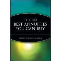 【预订】The 100 Best Annuities You Can Buy