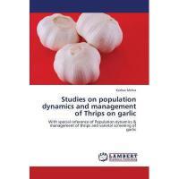 【预订】Studies on Population Dynamics and Management of