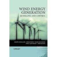 【预订】Wind Energy Generation - Modelling And Control