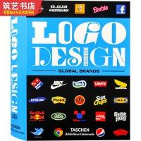 LOGO DESIGN GLOBAL BRANDS LOGO设计 标志设计 平面设计书籍