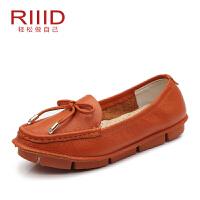 RIIID女鞋 夏季平跟女单鞋舒适