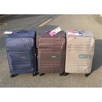 出口美国24寸万向轮超轻静音牛津布拉杆箱28寸超大容量行李箱