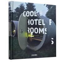COOL HOTEL ROOMS 酷爽酒店房间 创意酒店空间 室内装饰装修设计书籍