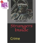 【中商海外直订】Strangers Inside: Detective Dev in action