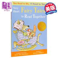 【中商原版】You Read to Me, I'll Read to You 短篇童话故事集 儿童亲子共读英语英文学习启