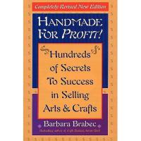 【预订】Handmade for Profit!: Hundreds of Secrets to Success