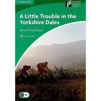 【预订】A Little Trouble in the Yorkshire Dales