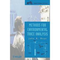 【预订】Methods For Environmental Trace Analysis