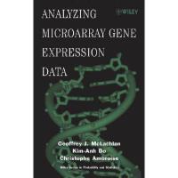 【预订】Analyzing Microarray Gene Expression Data