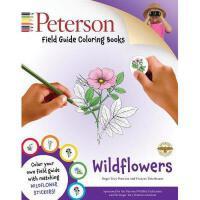 【预订】Peterson Field Guide Coloring Books: Wildflowers