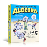 英文进口原版 The Cartoon Guide to Algebra 漫画代数 美国学生读物 轻松学代数 趣味课程