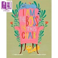 【中商原版】英文原版 Marisa Morea:椅子是王座 全彩绘本 4~8岁