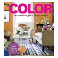 【预订】Color (Better Homes And Gardens)