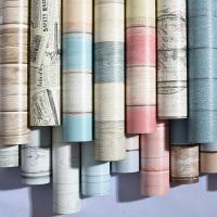 墙纸自粘壁纸背景墙温馨客厅家具翻新贴纸墙贴画