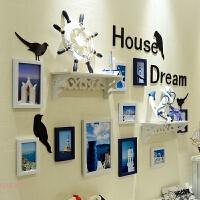 照片墙相框墙一面墙简约现代墙上相框挂墙创意个性组合装饰相片墙