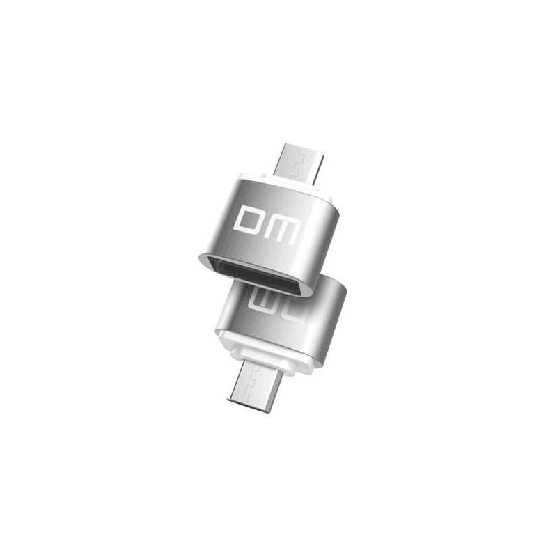 DM 手机U盘OTG转接头 USB转Micro B款团购定制品-勿拍