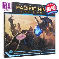 【中商原版】环太平洋2雷霆再起 英文原版 The Art and Making of Pacific Rim Upri